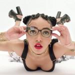FKA Twigs в новом видео Google Glass