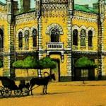 """Expoziția """"Chișinău Stories"""" a lui Ghenadie Șonțu"""