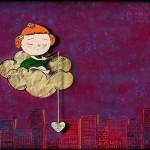 Иллюстрации про одиночество от Кристины Цевис