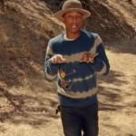 Новое видео: Фаррелл Уильямс и Daft Punk — «Gust of Wind»