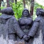 История Кишинёва: Музей садово-парковой скульптуры в Долине Роз