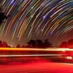 Фотография: Волшебство ночного неба