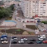 2500 парковочных мест появится в историческом центре столицы