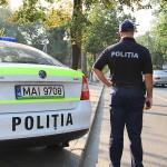 В Кишиневе полиция усилила уличные патрули