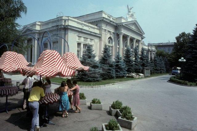 Friendship force travel exchange USSR Soviet Union Russia Moldova Moldavia Eastern Europe Communist