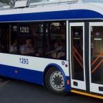 Изменены маршруты кишиневских троллейбусов