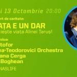 Благотворительный концерт в Tipografia 5: Подари жизнь Алине Царуш