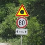 На молдавских дорогах появились «чёрные метки»