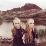 Как две капли воды: Эрна и Хрефна в фотографиях Арико Инаоко
