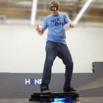 Видео: Тони Хоук катается на настоящем ховерборде