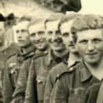 Немецкие солдаты в Бессарабии. Фотографии 1944 года