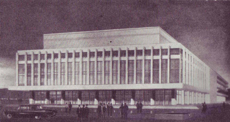 Архитектура Советской Молдавии 1973г. А.В.Колотовкин, И.С. Эльтман,Г.А.Педаш