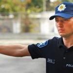 В Молдове полицейские больше не имеют права снимать номерные знаки