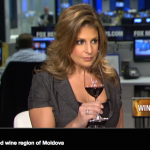 Молдавское вино дегустировали в прямом эфире телеканала FOXNEWS