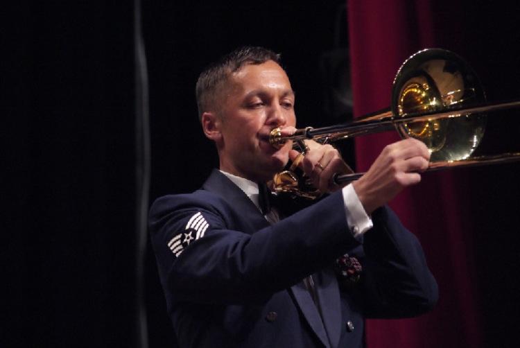 Технический сержант ВВС США Владимир Чекан