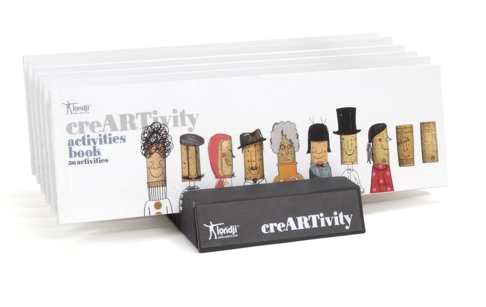 Artivities display