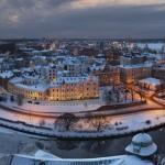 10 живописных городов, которые нужно посетить зимой