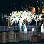 19 декабря в центре столицы откроется Сказочный городок Orange