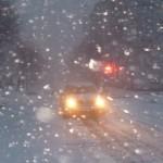 В связи со снежными заносами МИД призывает воздержаться от поездок в Европу на авто