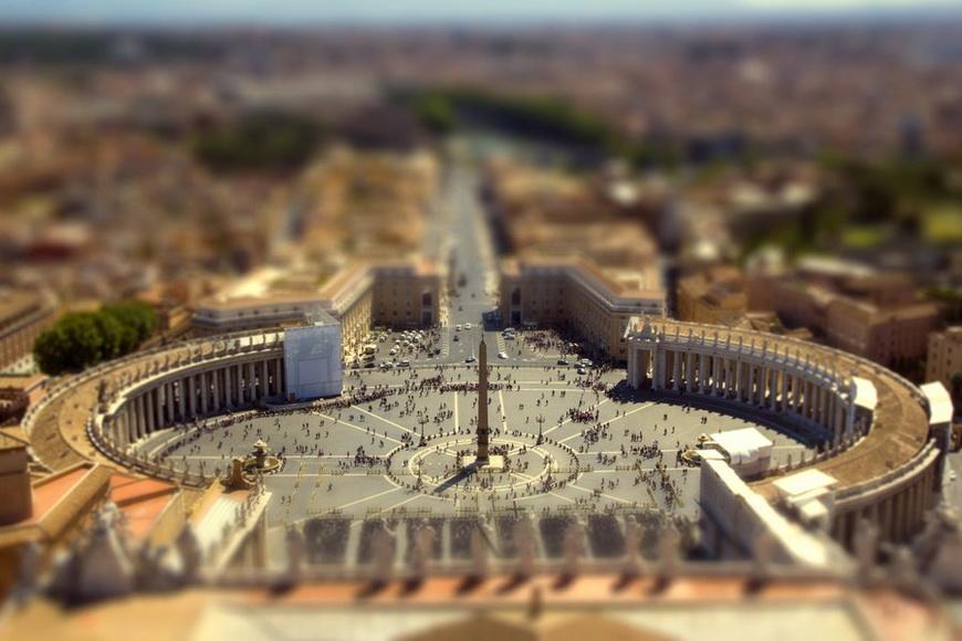 Ватикан. Автор: Chiranjib Ghorai
