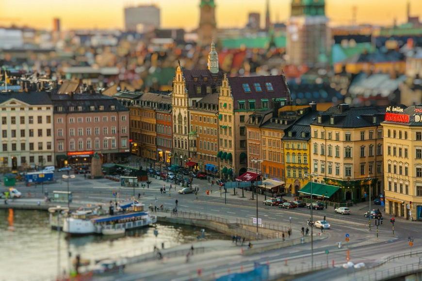 Стокгольм. Автор: Том Холм-Хансен