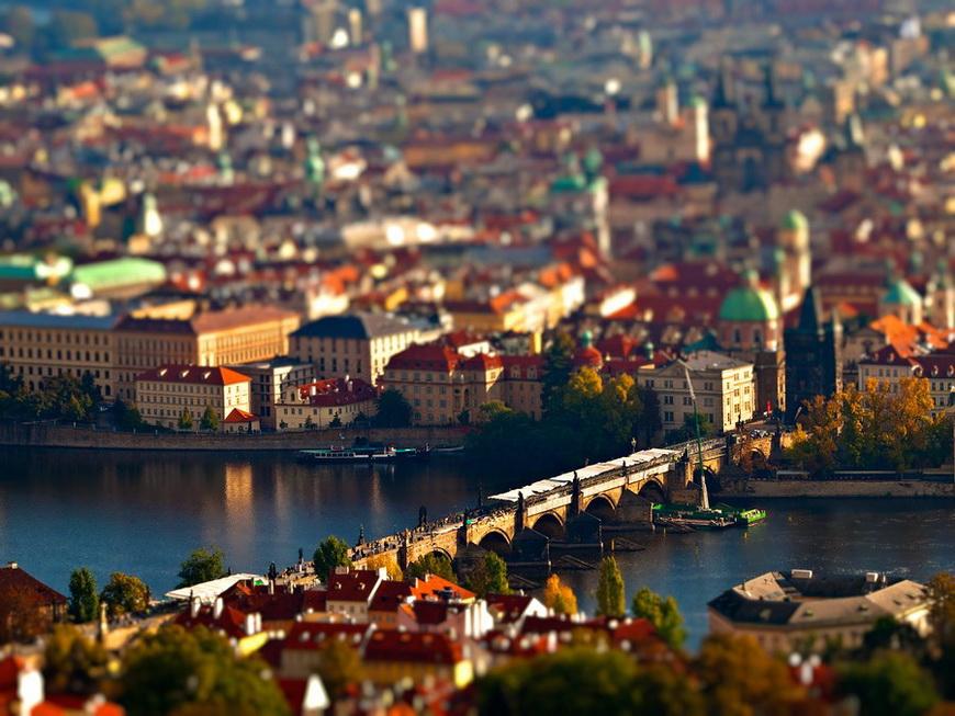 Карлов мост в Праге. Автор: Пол МакКиннон