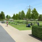 Городские инициативы: Немецкий автобан превратят в гигантский парк