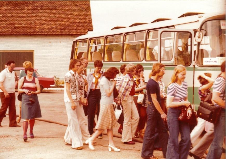 Автобус Интуриста