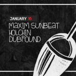 FLOAT 3.0 / Maxim Sunbeat, Holchin, Dubfound