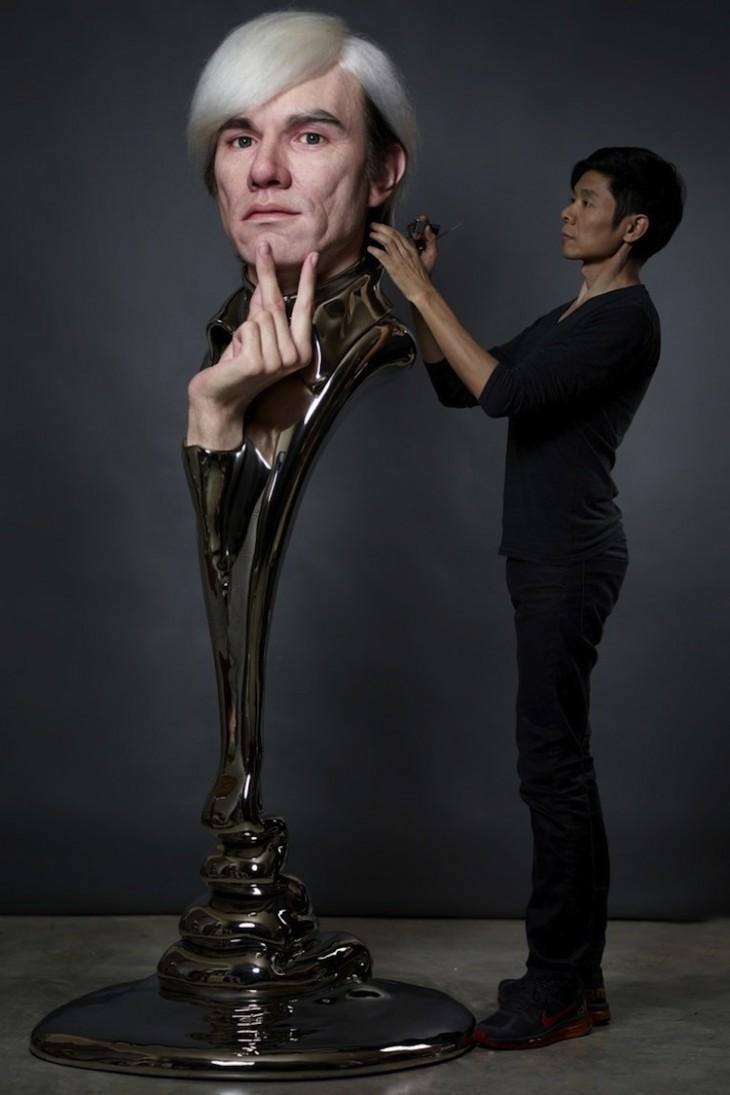 Hyper-Realistic-Sculptures-Kazuhiro-Tsuji-1-730x1095