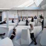 Концепция амстердамского офиса без столов и стульев