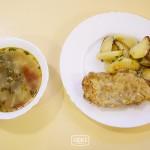 Городской эксперимент: обед в городских столовых на 25 леев