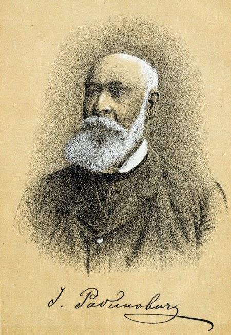 Иосиф Давидович Рабинович. Фото: oldchisinau.com