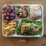 Как выглядят школьные обеды по всему миру