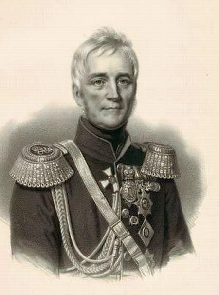 Князь Михаил Семёнович Воронцов (1782-1856).
