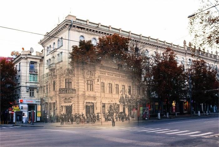 Так бы примерно выглядел Торговый Дом Фитовых в наше время.
