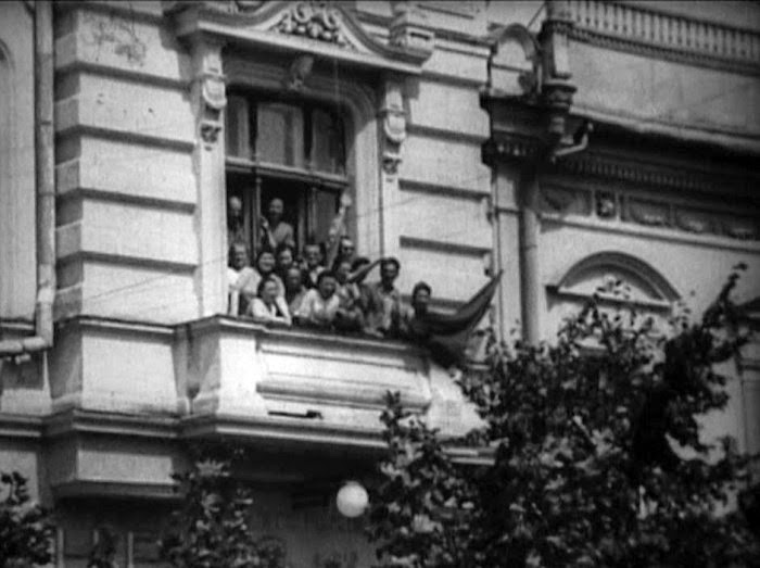 Элементы фасада здания. 1940 год.