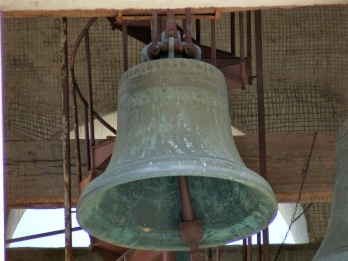 Один из колоколов Собора.