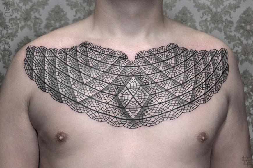 12-Geometric-Line-Tattoos