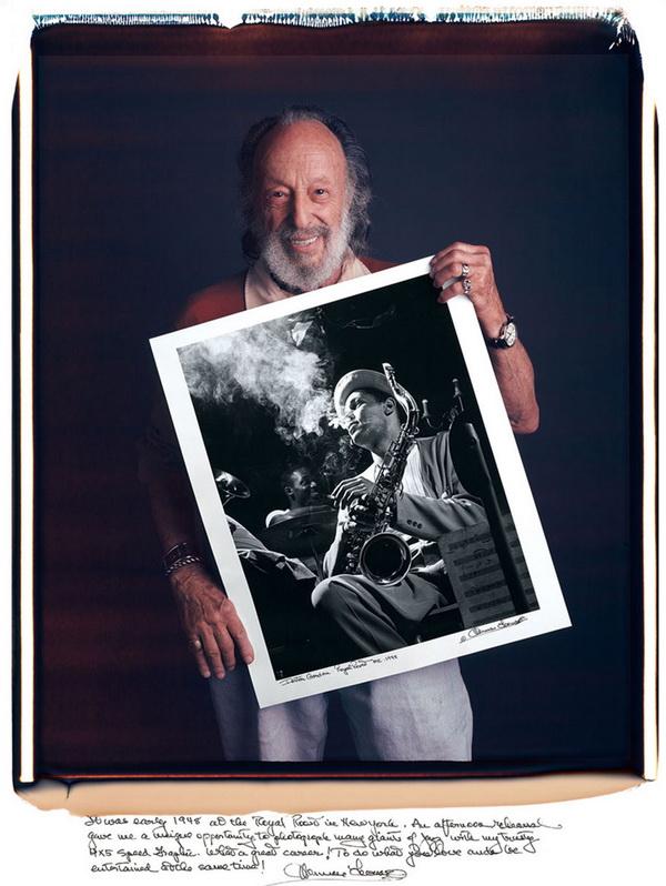 Herman Leonard – Jazz Musicians
