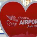 Avia Invest поздравит всех влюбленных в кишиневском аэропорту!