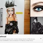 5 инстаграмов мировых визажистов, на которые стоит подписаться