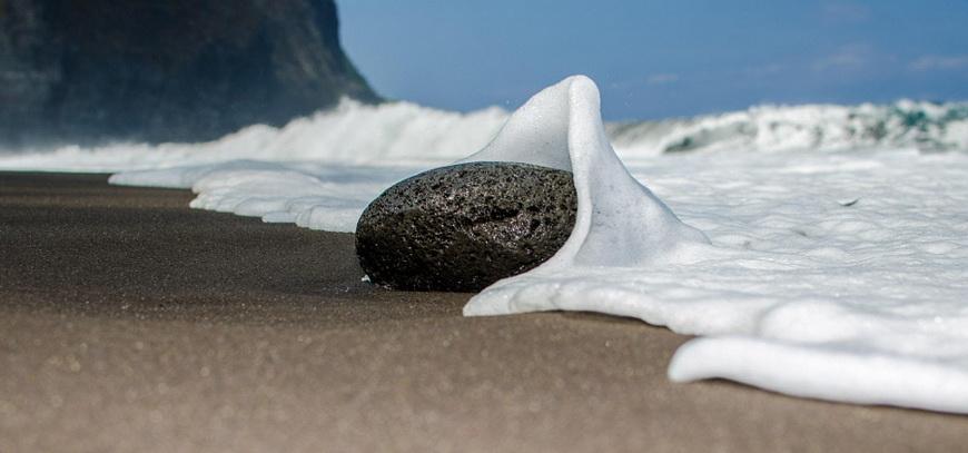 Пенное одеяло. Автор фото: Ханс