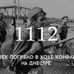 Цифра дня: количество жертв Приднестровского конфликта