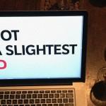 Мастер-класс по АЙДЕНТИКЕ «Not A Slightest ID»