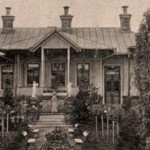 Городские истории: Дача Черкеса, вход на Валя Морилор