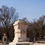 Памятник Штефану чел Маре демонтирован для проведения реставрации