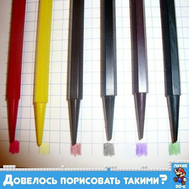 восковые-карандаши