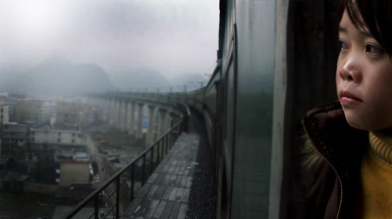 """Кадр из фильма """"Последний поезд домой"""" реж. Фань Лисинь, фото: промо-материалы дистрибутора"""