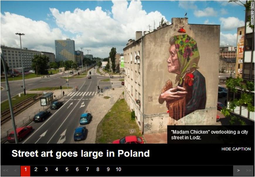 Главная страница сайта CNN 18 ноября 2013, источник: edition.cnn.com. За 6 недель эта статья собрала 28 тысяч лайков.